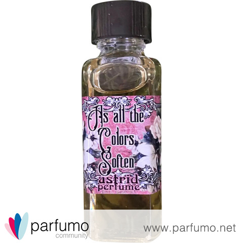 As all the Colors Soften by Astrid Perfume / Blooddrop
