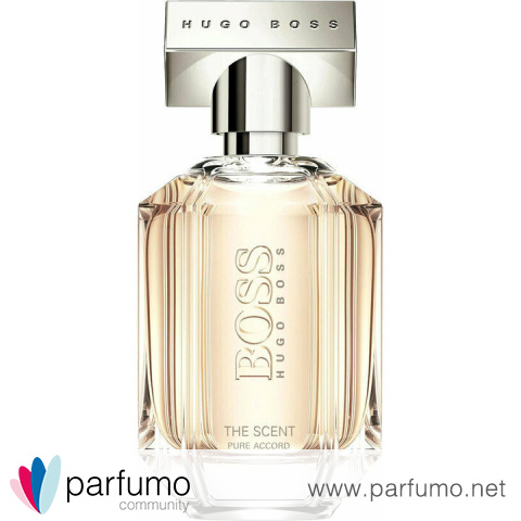 The Scent Pure Accord for Her by Hugo Boss