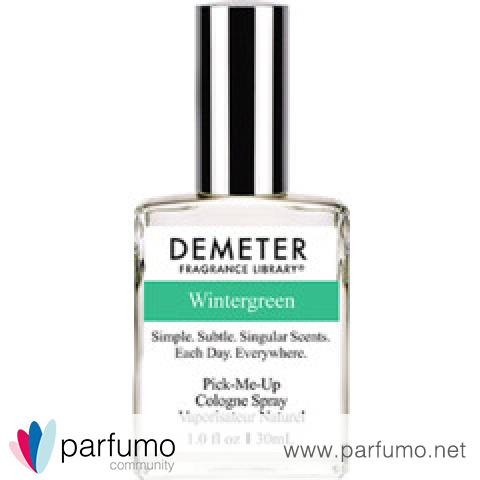 Wintergreen von Demeter Fragrance Library / The Library Of Fragrance