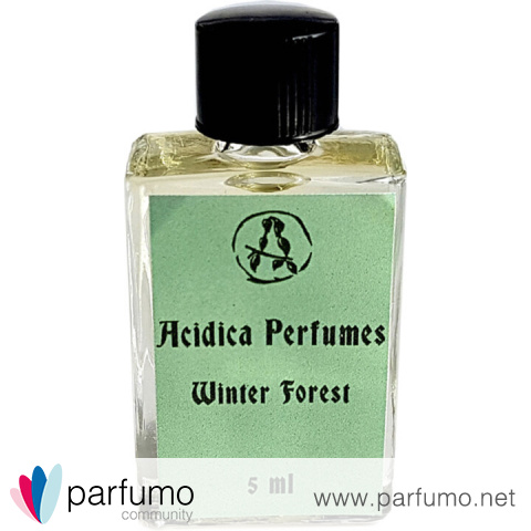 Winter Forest by Acidica Perfumes