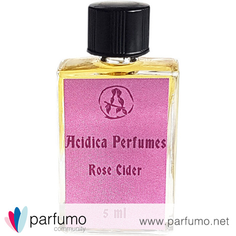Rose Cider by Acidica Perfumes