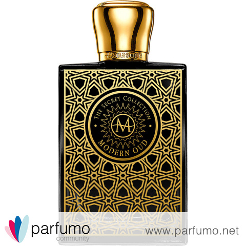 The Secret Collection - Modern Oud by Moresque
