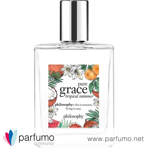 Pure Grace Tropical Summer by Philosophy