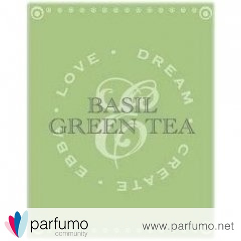 Basil Green Tea by Ebba