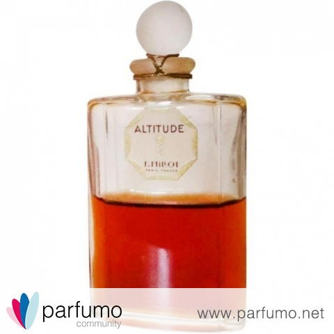 Altitude by F. Millot