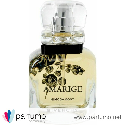 Amarige Mimosa 2007 by Givenchy