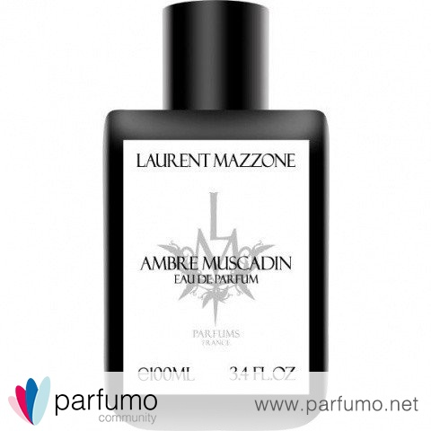 Ambre Muscadin by LM Parfums