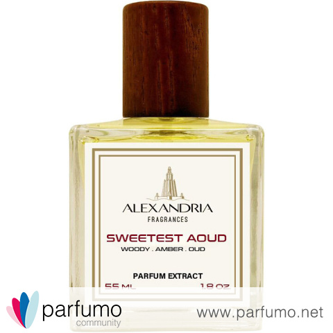 Sweetest Aoud by Alexandria Fragrances