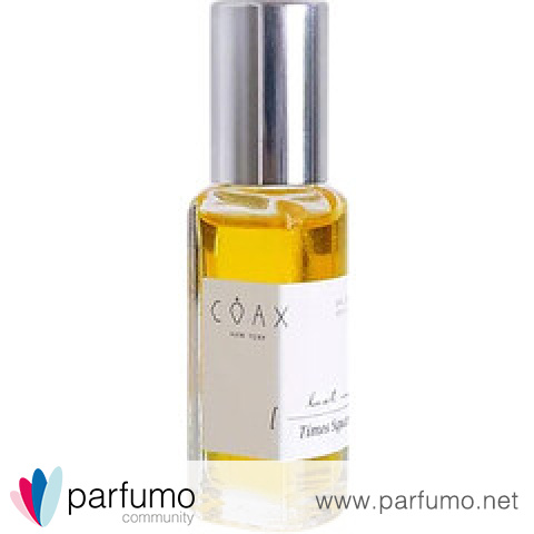 Lost in Times Square (Perfume Oil) by Coax