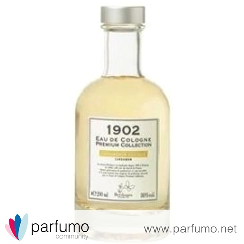 1902 Eau de Cologne Premium Collection - Cardamomum Vegetalis by Berdoues