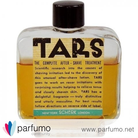Tars / Tarr (After-Shave) by Scherk