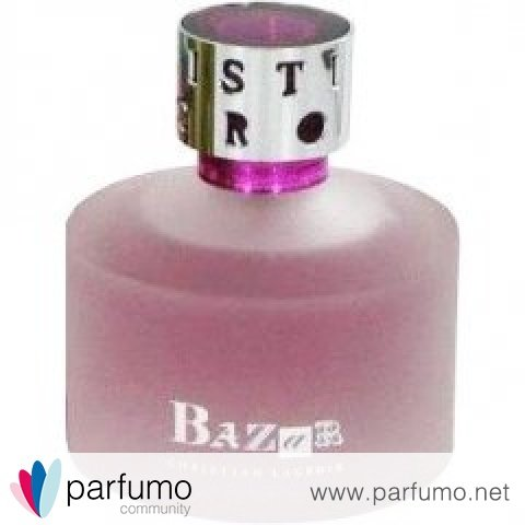 Bazar Summer Fragrance 2003 by Christian Lacroix