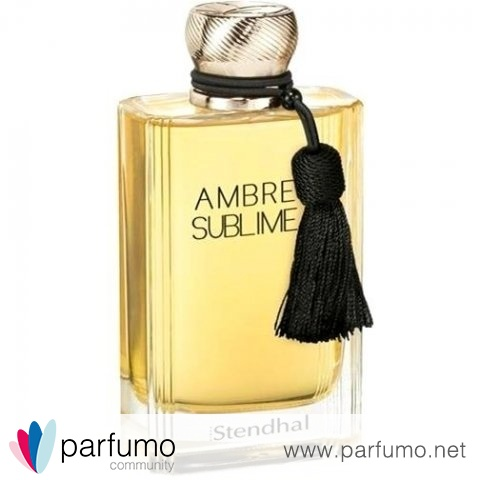 Ambre Sublime by Stendhal