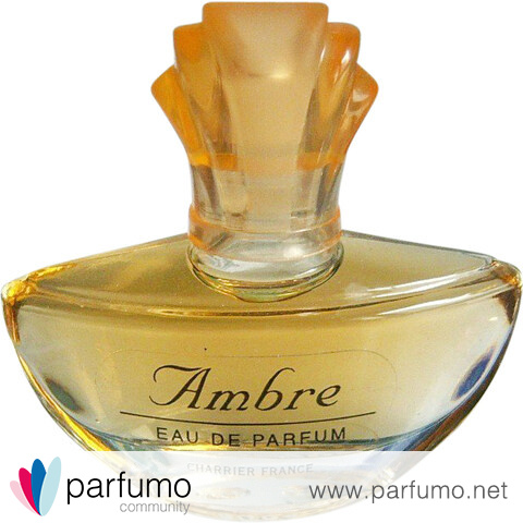 Ambre by Charrier / Parfums de Charières
