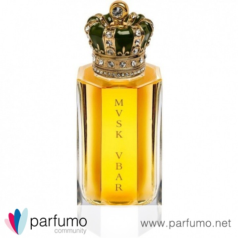 Musk Ubar by Royal Crown