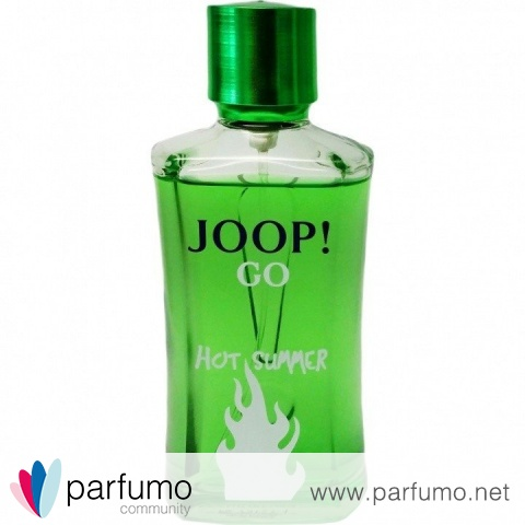 Joop! Go Hot Summer 2008 von Joop!