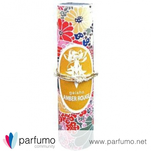 Geisha Amber Rouge (Perfume Oil) by aroma M