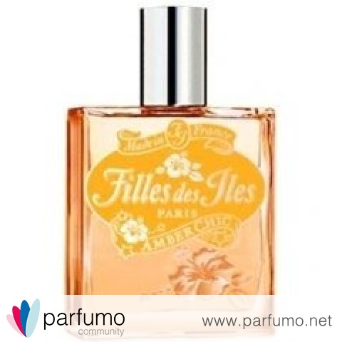 Amber Chic by Filles des Iles