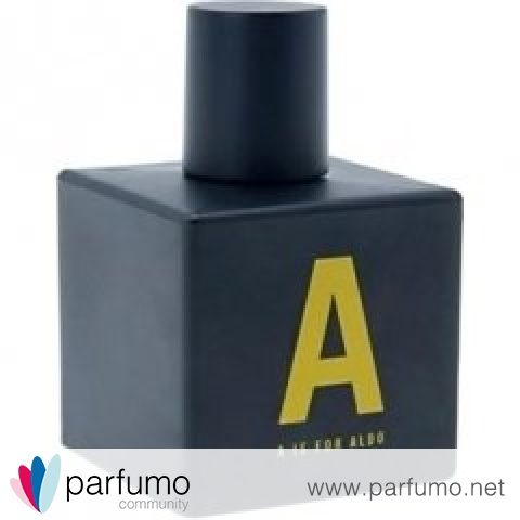 A is for Aldo Yellow for Men by Aldo