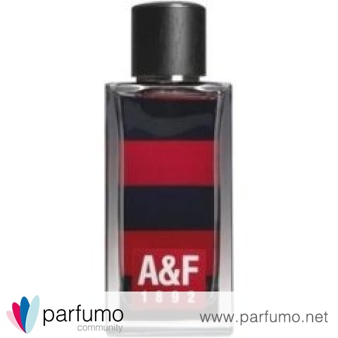 A&F 1892 Red by Abercrombie & Fitch