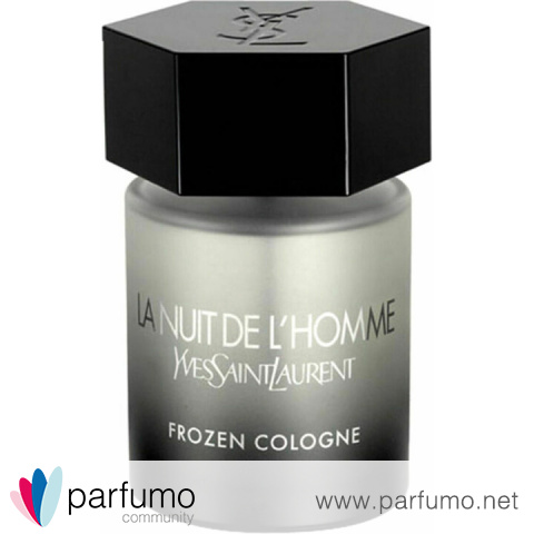 La Nuit de L'Homme Frozen Cologne by Yves Saint Laurent