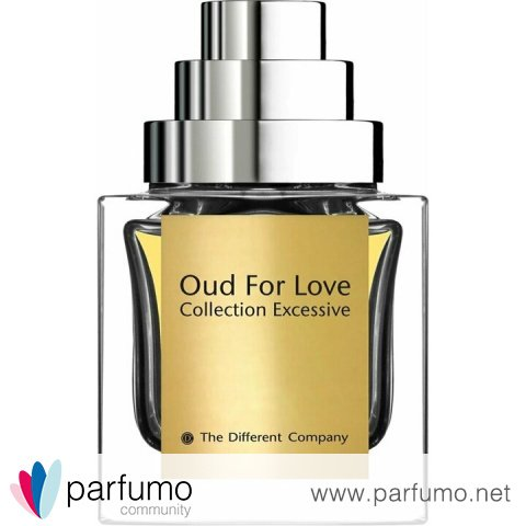 Collection Excessive - Oud For Love von The Different Company