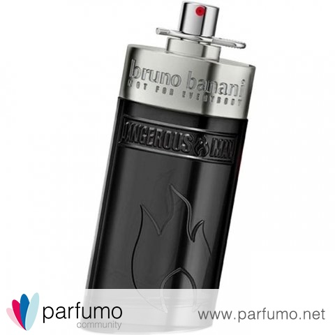 Dangerous Man (Eau de Toilette) by Bruno Banani