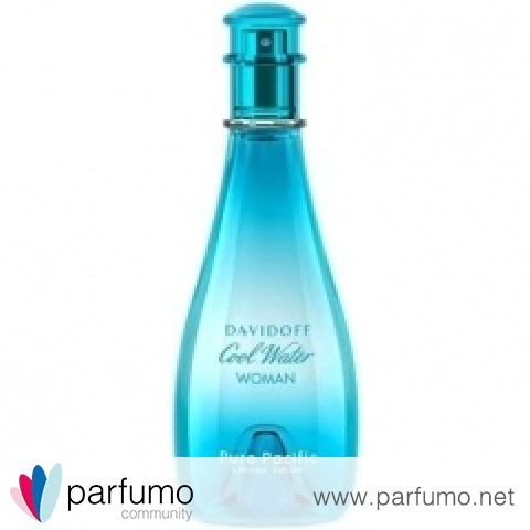 Cool Water Woman Pure Pacific by Davidoff