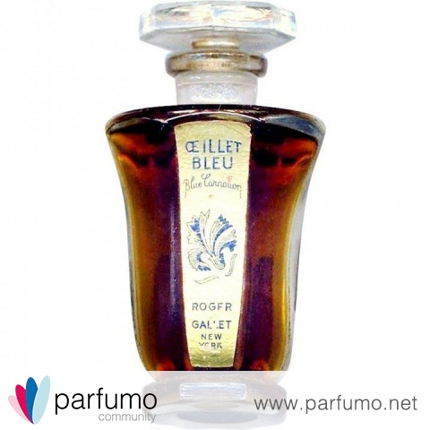 Blue Carnation / Œillet Bleu (Parfum) by Roger & Gallet