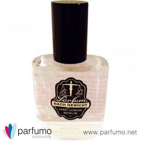 Boston by Parfum-Individual Harry Lehmann
