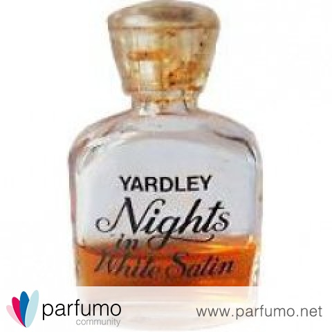 Nights in White Satin von Yardley