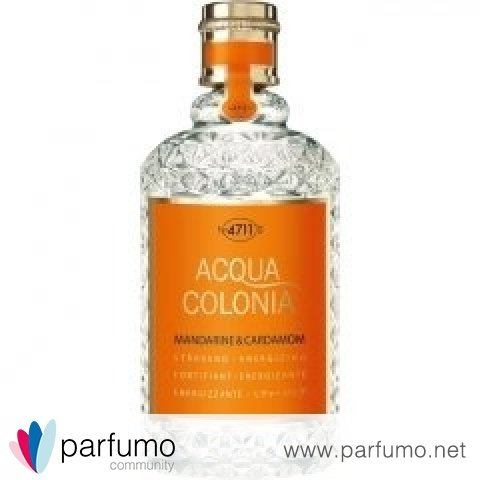 Acqua Colonia Mandarine & Cardamom (Eau de Cologne) by 4711