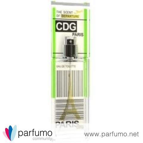 CDG Paris by The Scent of Departure