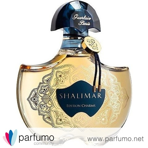 Shalimar Edition Charms by Guerlain