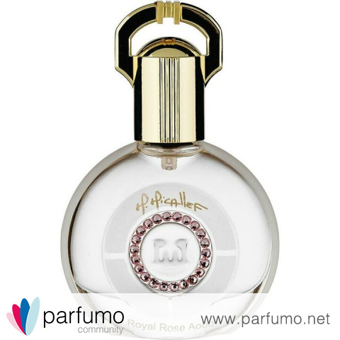 Royal Rose Aoud by M. Micallef