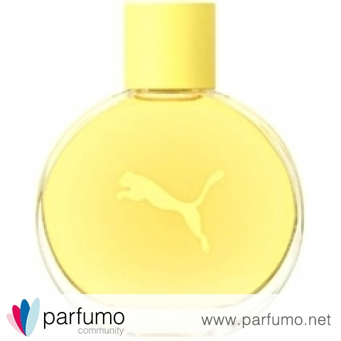 Yellow Woman by Puma
