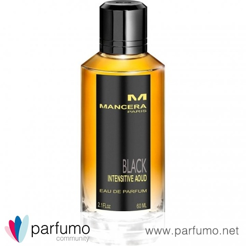 Black Intensitive Aoud by Mancera