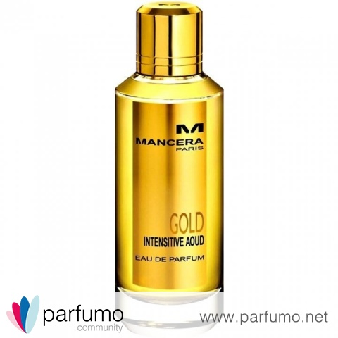 Gold Intensitive Aoud von Mancera