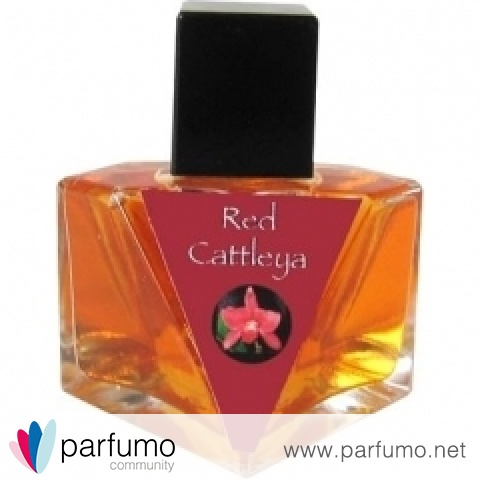 Red Cattleya by Olympic Orchids Artisan Perfumes