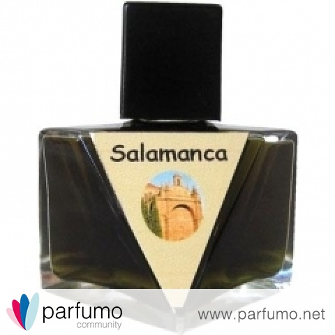 Salamanca by Olympic Orchids Artisan Perfumes