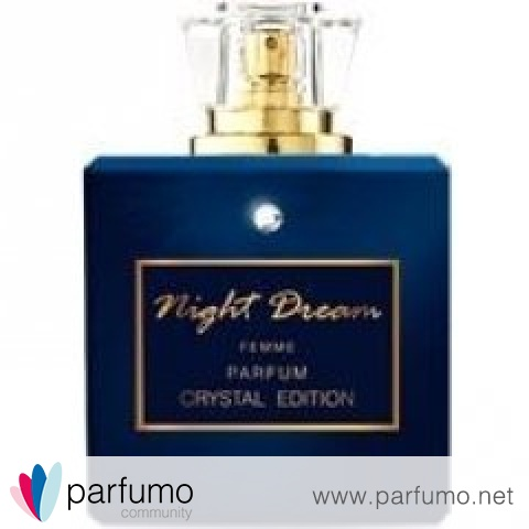 Crystal Edition - Night Dream by Jacques Battini