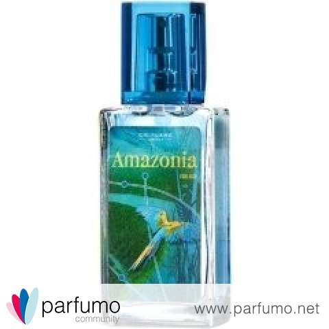 Amazonia for Him von Oriflame