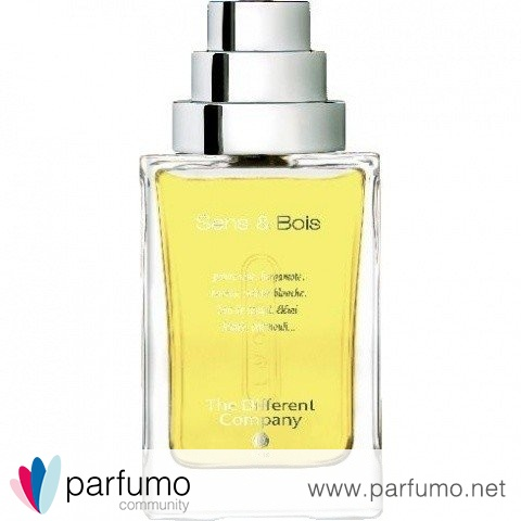Sens & Bois / Un Parfum des Sens & Bois by The Different Company