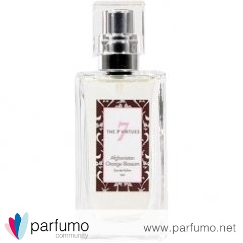 Afghanistan Orange Blossom by The 7 Virtues