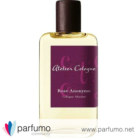 Rose Anonyme (Cologne Absolue) von Atelier Cologne