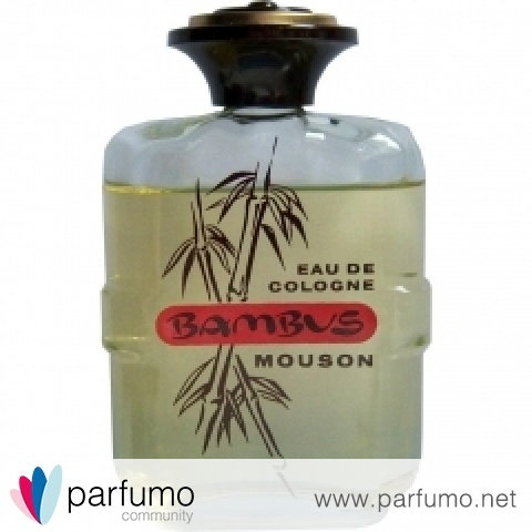 Bambus (Eau de Cologne) by Mouson / J.G. Mouson & Co.