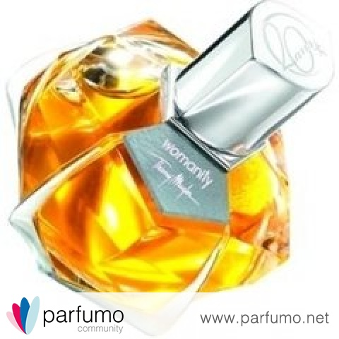 Womanity Les Parfums de Cuir by Mugler / Thierry Mugler