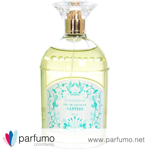 Sappho by Cologne & Cotton