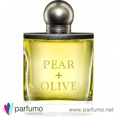 Pear + Olive by Slumberhouse
