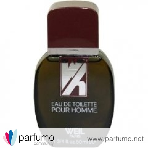 Weil pour Homme (1980) by Weil